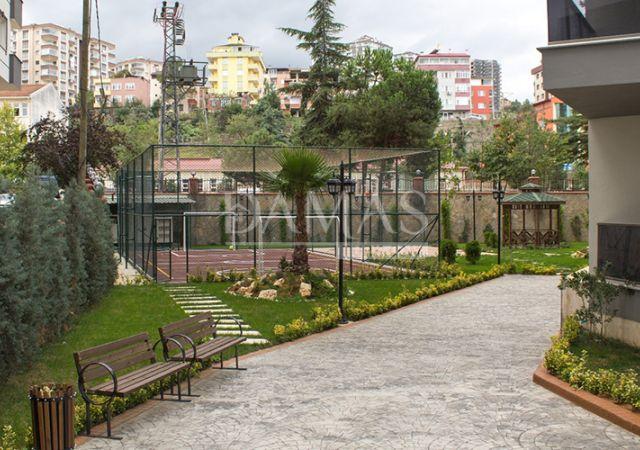 مجمع داماس 418 في اسطنبول - صورة خارجية 05