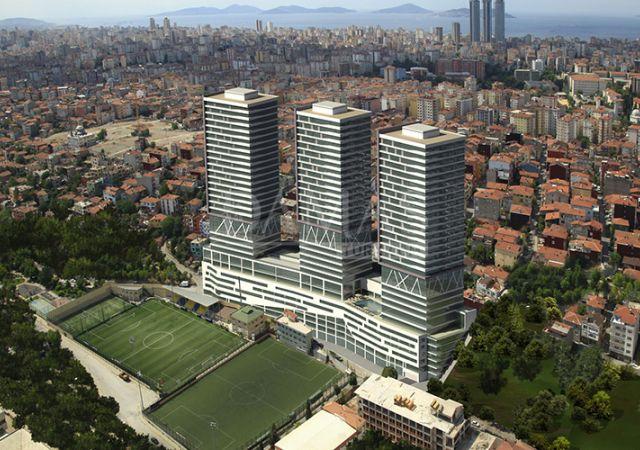 مجمع داماس 224 في اسطنبول - صورة خارجية 06