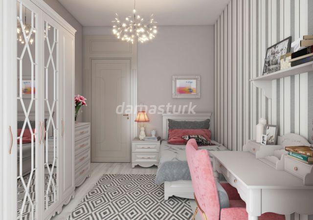 مجمع شقق فاخر جاهز للسكن في اسطنبول الأوروبية منطقة بيليك دووز     داماس تورك العقارية 05