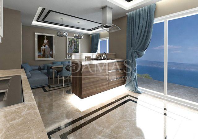 الاستثمار في بورصة - مجمع داماس 205 في بورصة - صورة داخلية 13
