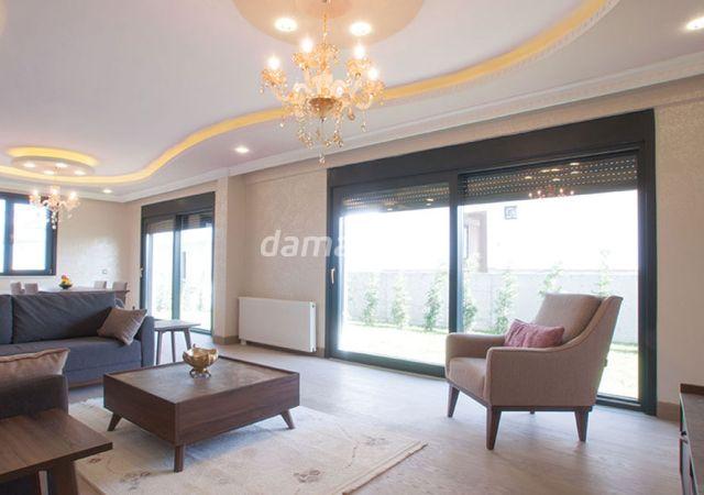 Villas for sale in Turkey - Istanbul - the complex DS358 || damasturk Real Estate 08
