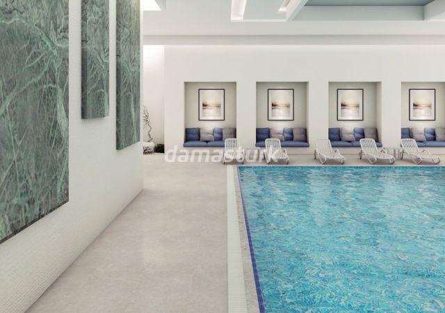 Apartments for sale in Antalya - Turkey - Complex DN077    damasturk Real Estate Company 06
