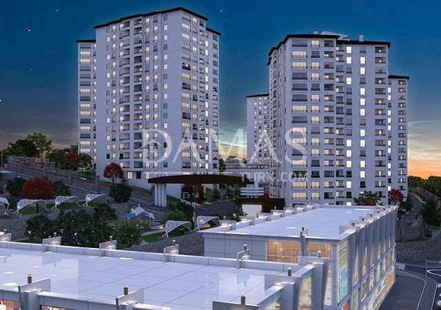 الاستثمار في طرابزون - مجمع داماس 405 في طرابزون - صورة خارجية 07