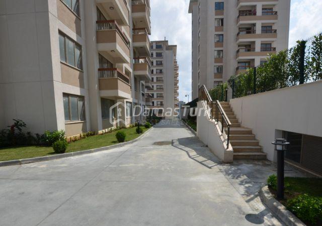 مجمع شقق استثماري جاهز للسكن  في اسطنبول الأوروبية منطقة بيليك دوزو DS292  || شركة داماس تورك العقارية 02