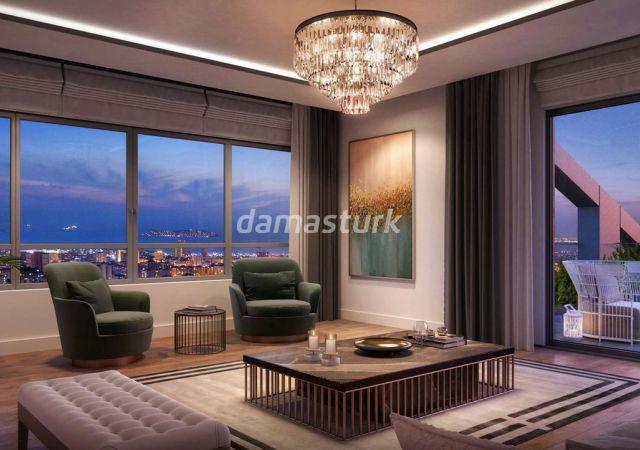 شقق للبيع في تركيا - اسطنبول - المجمع  DS369 || داماس تورك العقارية  05