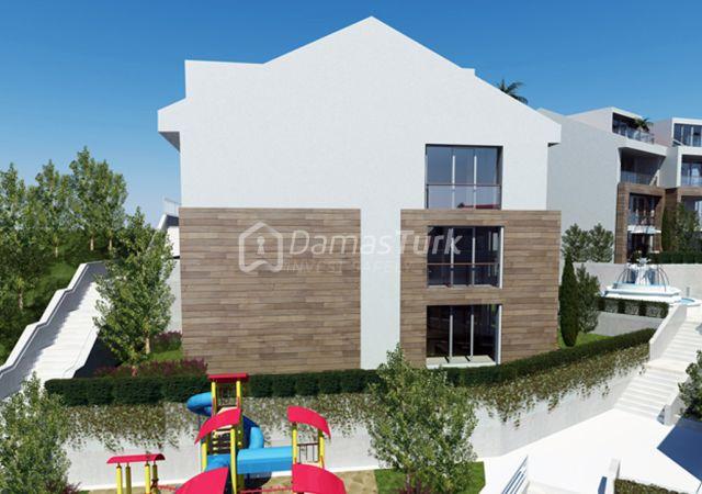 مجمع استثماري جاهز للسكن في إسطنبول الأوروبية في منطقة بيوك شكمجة DS272    داماس تورك العقارية 05
