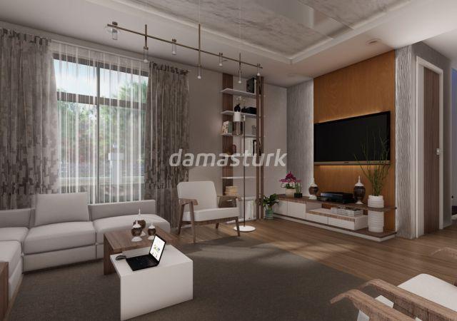 فلل للبيع في أنطاليا - تركيا - المجمع  DN051   || شركة داماس تورك العقارية  07