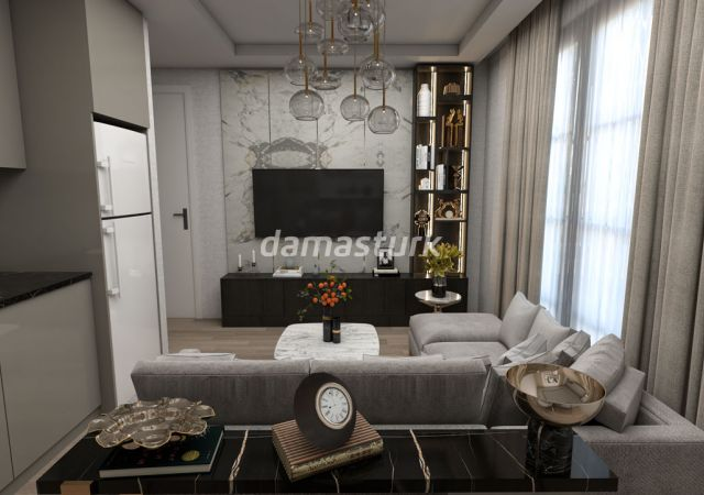 شقق للبيع في تركيا - اسطنبول - المجمع  DS343 || داماس تورك العقارية  01