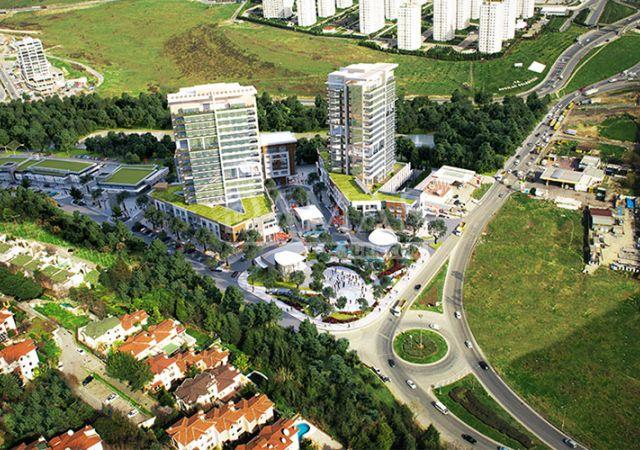 مجمع داماس 261 في اسطنبول - صورة خارجية 03