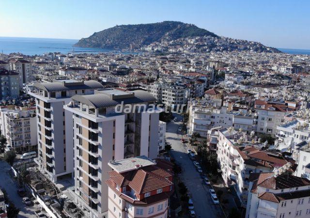 شقق للبيع في أنطاليا - تركيا - المجمع  DN090    داماس تورك العقارية  02