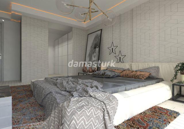 فلل للبيع في أنطاليا - تركيا - المجمع  DN068     شركة داماس تورك العقارية  07