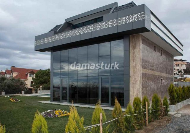 فلل للبيع في تركيا - المجمع  DS326 || شركة داماس تورك العقارية  03