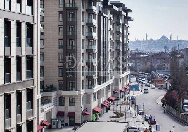 مجمع داماس 283 في اسطنبول - صورة خارجية 02