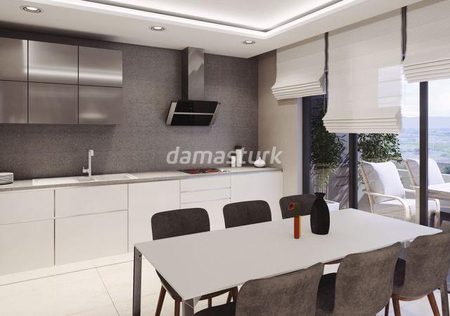 شقق للبيع في تركيا - بورصة  - المجمع DB018 || شركة داماس تورك العقارية 07