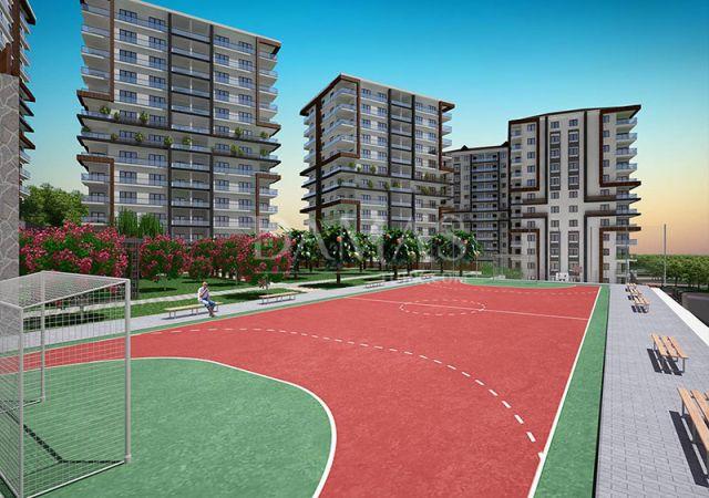 منازل للبيع في طرابزون - مجمع داماس 406 في طرابزون - صورة خارجية 06