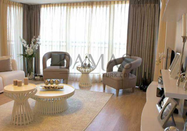 منازل للبيع في بورصة - مجمع داماس 206 في بورصة - صورة داخلية 01