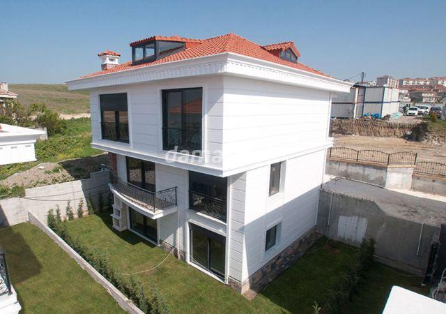 Villas for sale in Turkey - Istanbul - the complex DS358 || damasturk Real Estate 04