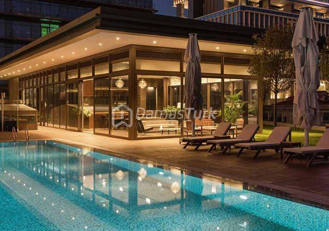 مجمع شقق استثماري جاهز للسكن بإطلالة بحرية رائعة  في اسطنبول الأوروبية منطقة شيشلي DS293  || شركة داماس تورك العقارية 04