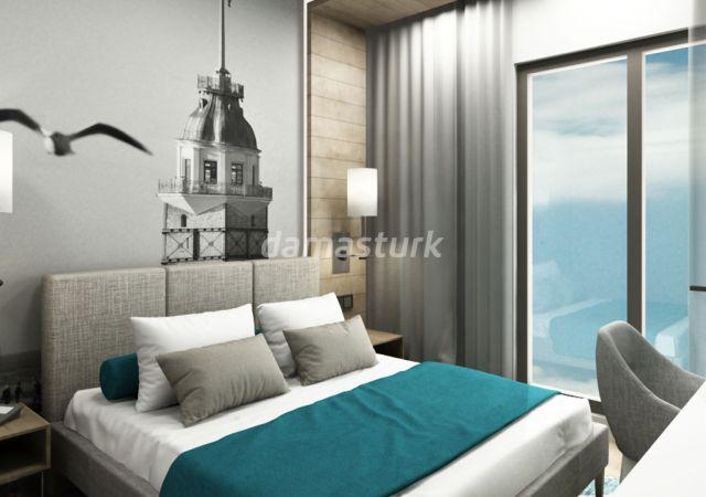 شقق فندقية للبيع في تركيا - المجمع  DS313|| شركة داماس تورك العقارية  03