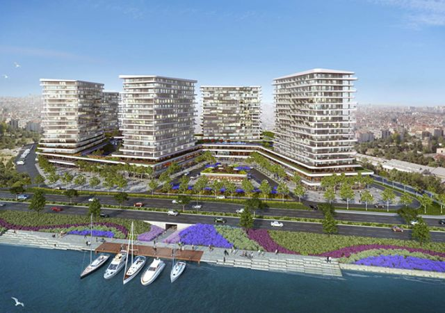 Damas Project D-184 in Istanbul - Exterior picture  01