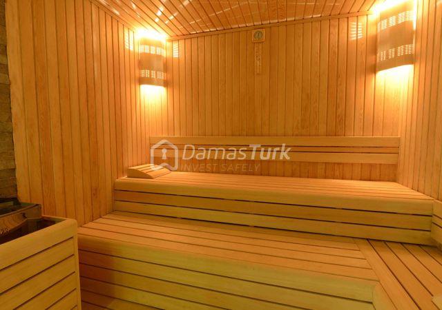مجمع شقق جاهز للسكن بإطلالة خضراء في اسطنبول الآسوية منطقة سنجاك تبه DS290  || شركة داماس تورك العقارية 07