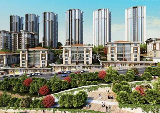 شقق للبيع في تركيا - اسطنبول - المجمع  DS368 || داماس تورك العقارية  03
