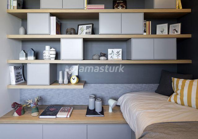 فلل للبيع في تركيا - المجمع  DS317 || شركة داماس تورك العقارية  03