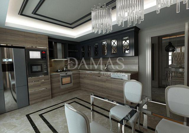 الاستثمار في بورصة - مجمع داماس 205 في بورصة - صورة داخلية 14