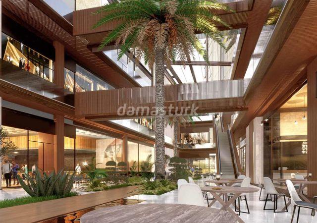 شقق للبيع في أنطاليا تركيا - المجمع  DN028 || شركة داماس تورك العقارية  03