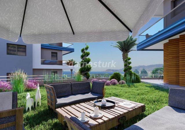 شقق للبيع في أنطاليا تركيا - المجمع  DN023    شركة داماس تورك العقارية  07
