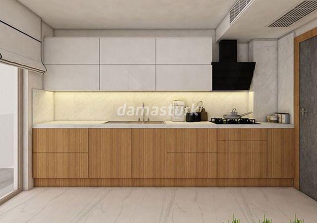 شقق للبيع في أنطاليا - تركيا - المجمع  DN085  || شركة داماس تورك العقارية  08
