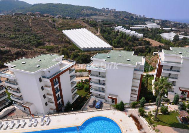 شقق للبيع في أنطاليا - تركيا - المجمع  DN049    شركة داماس تورك العقارية  02