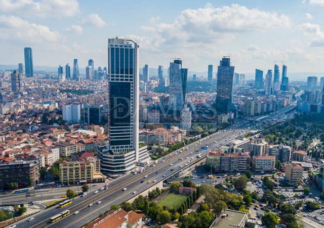 مجمع داماس 183 في اسطنبول - صورة خارجية 03