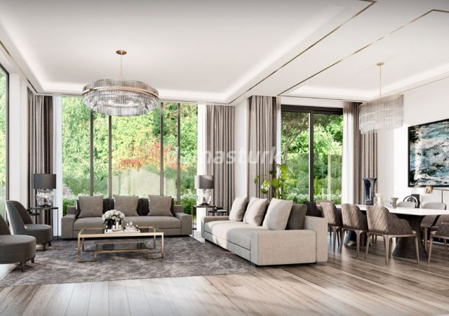 Apartments for sale in Turkey - Kocaeli - complex DK011 || damasturk Real Estate Company 08