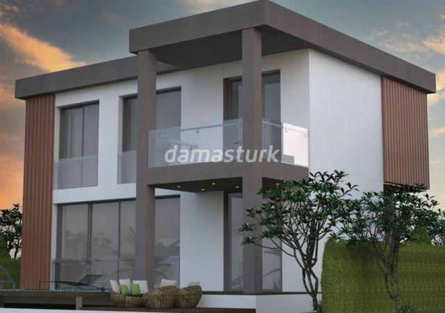فلل للبيع في أنطاليا - تركيا - المجمع  DN067  || شركة داماس تورك العقارية  05