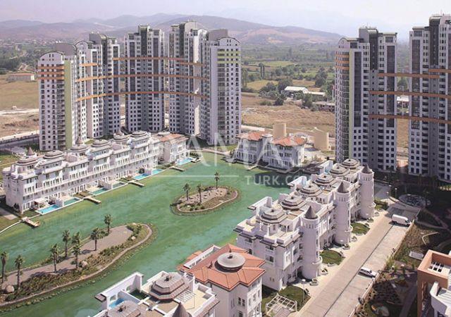 منازل للبيع في بورصة - مجمع داماس 206 في بورصة - صورة خارجية 03