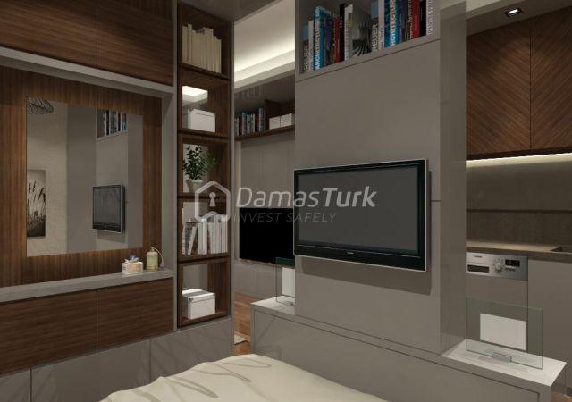 شقق للبيع في إسطنبول تركيا - المجمع DS183 || شركة داماس تورك العقارية 02
