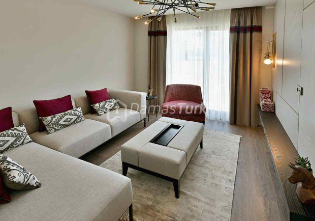 مجمع شقق جاهز للسكن بإطلالة بحرية بالتقسيط المريح  في اسطنبول الأوروبية منطقة بيوك شكمجة DS288     شركة داماس تورك العقارية 06