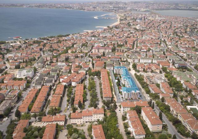 شقق للبيع في تركيا - اسطنبول - المجمع  DS389  || داماس تورك العقارية  01