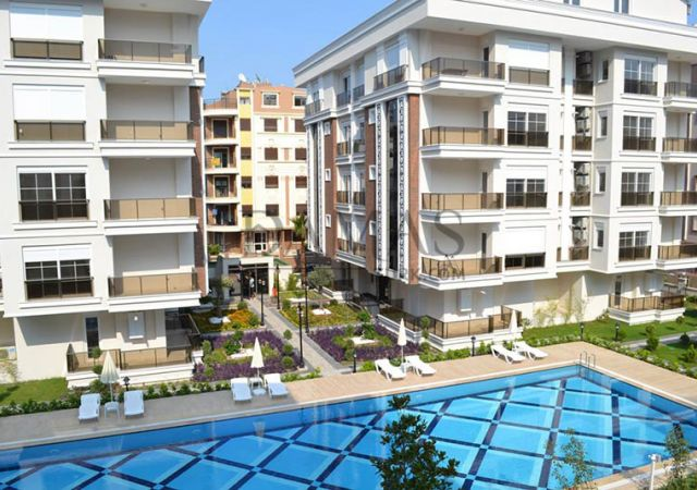 منازل للبيع في انطاليا - مجمع داماس 606 في انطاليا - صورة خارجية 03