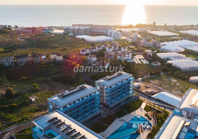 شقق ذكية للبيع في أنطاليا تركيا - المجمع  DN020 || شركة داماس تورك العقارية  03