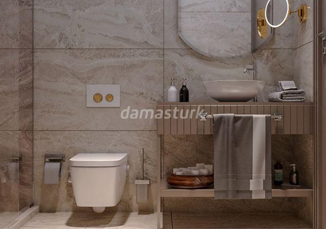 شقق ذكية للبيع في أنطاليا تركيا - المجمع  DN021 || شركة داماس تورك العقارية  06