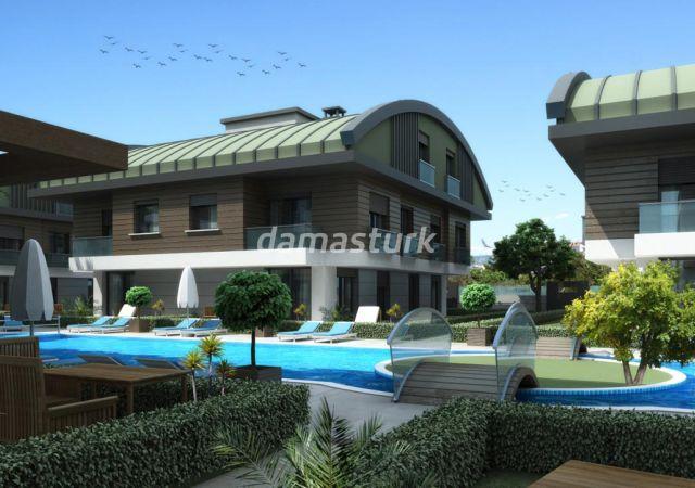شقق للبيع في أنطاليا تركيا - المجمع  DN035 || شركة داماس تورك العقارية  05