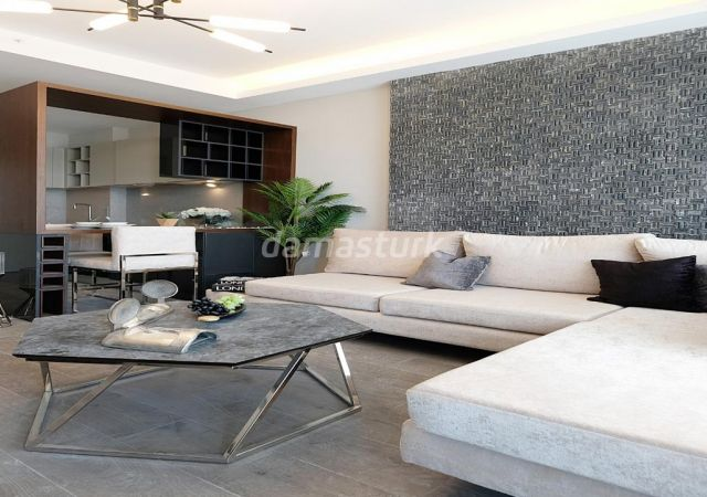Apartments for sale in Turkey - the complex DS316 || damasturk Real Estate Company 01