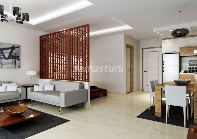 مجمع شقق استثماري رائع  في اسطنبول الأوروبية في منطقة إسنيورت     داماس تورك العقارية 03