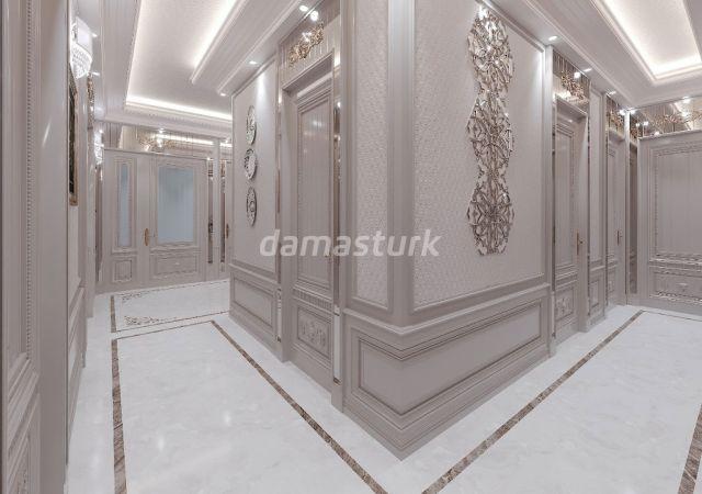 فلل للبيع في تركيا - المجمع  DS328 || شركة داماس تورك العقارية  02