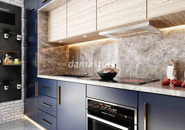 شقق للبيع في إسطنبول تركيا - المجمع DS311    شركة داماس تورك العقارية  06