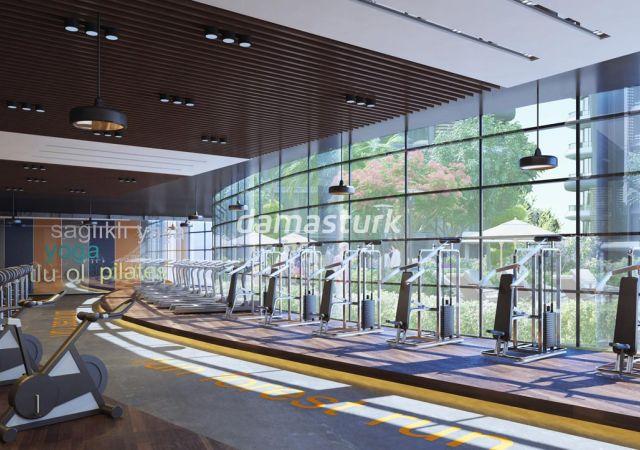 شقق للبيع في تركيا - كوجالي - المجمع  DK010  || شركة داماس تورك العقارية  08