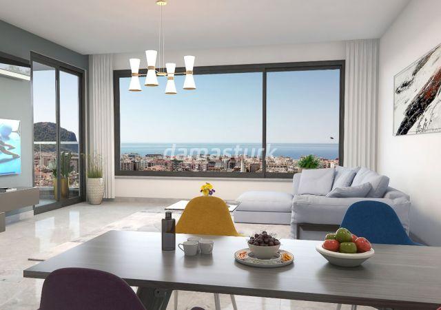 Apartments for sale in Antalya - Turkey - Complex DN077    damasturk Real Estate Company 07