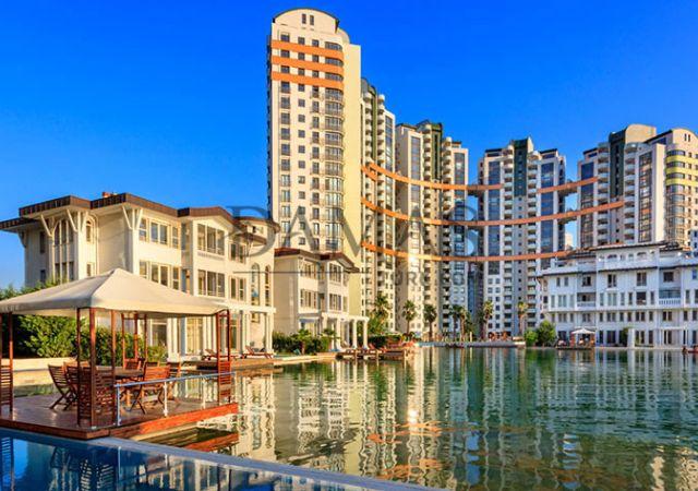 منازل للبيع في بورصة - مجمع داماس 206 في بورصة - صورة خارجية 08